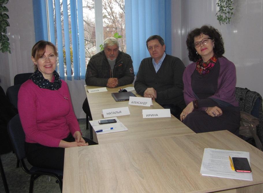 Выявление потребностей малого и среднего бизнеса Харьковского региона