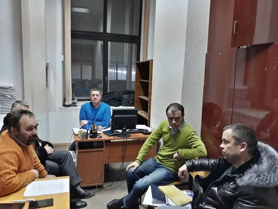 Состоялось первое заседание Комитета по вопросам социально-экономического развития Общественного совета при ХОГА