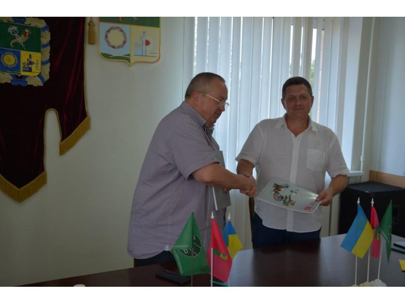 Подписан Меморандум о повышении инвестиционной привлекательности и развитии частного сектора Харьковского района